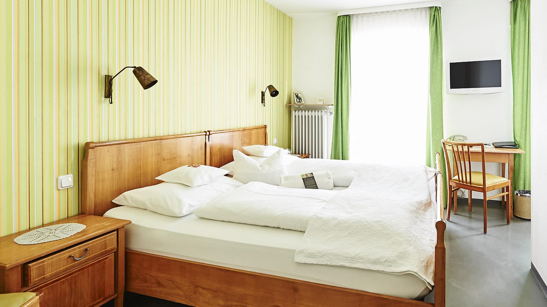 Zimmer Lindenast Doppelzimmer