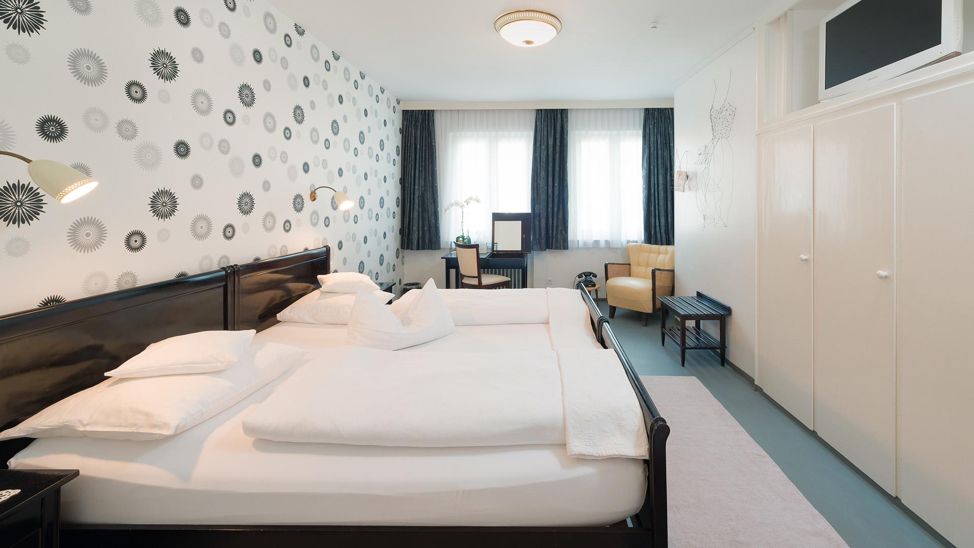 Zimmer Audrey Doppelzimmer