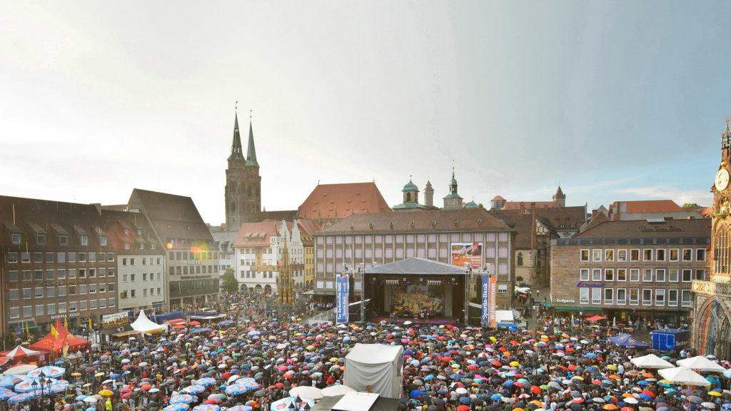 Vosteen Nuremberg Annual Events Bardentreffen Festival Nuremberg