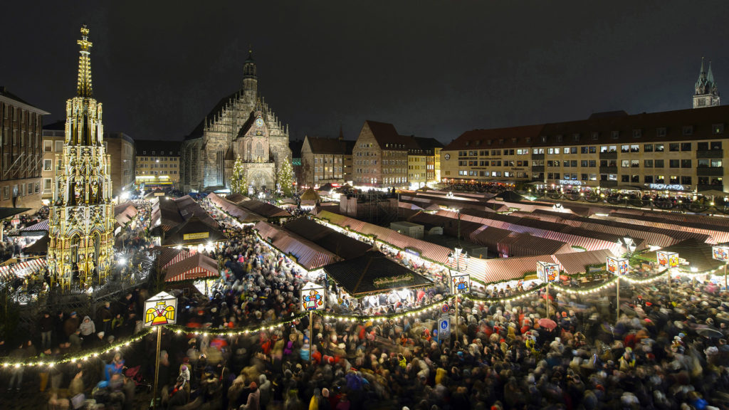Vosteen Nuremberg Annual Events Traditional christmasmarket nuremberg