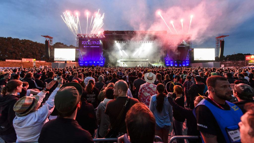 Vosteen Nuremberg Annual Events Rock Im Park Concert Festival Nuremberg