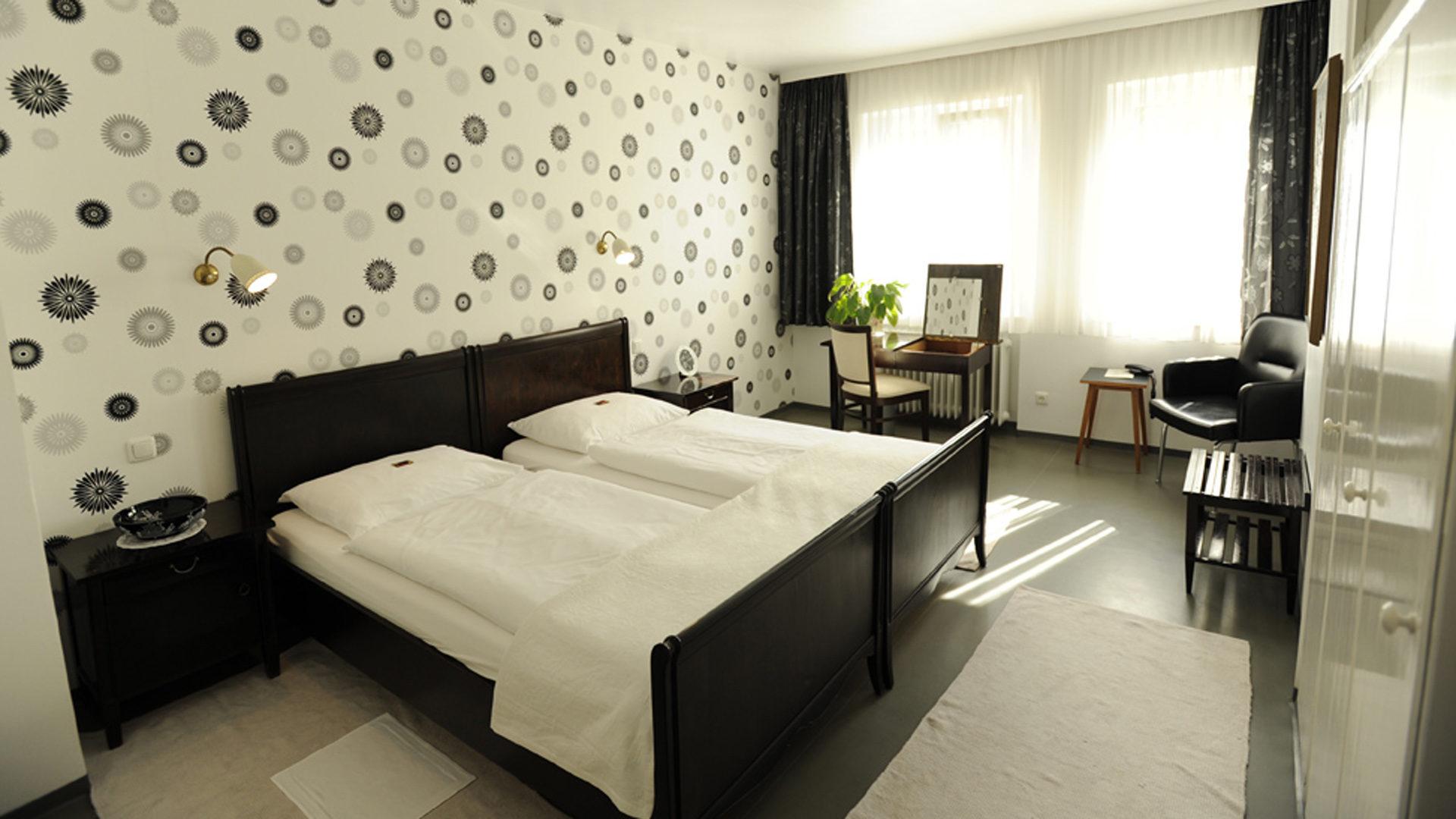 """Zimmer """"Blüten"""" im Hotel Vosteen"""