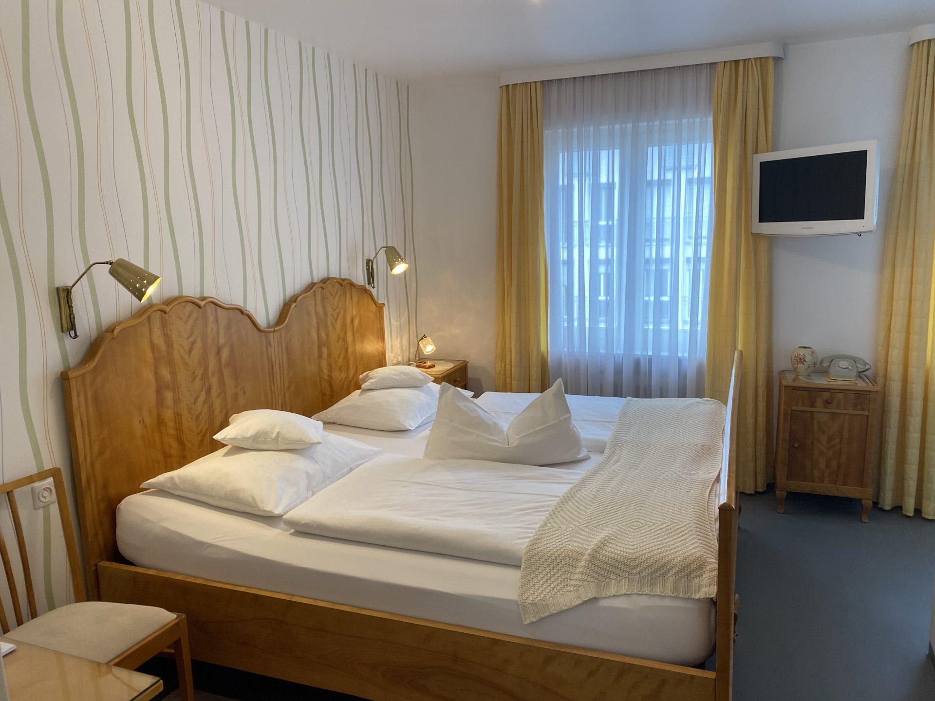 Zimmer Sophia Doppelzimmer