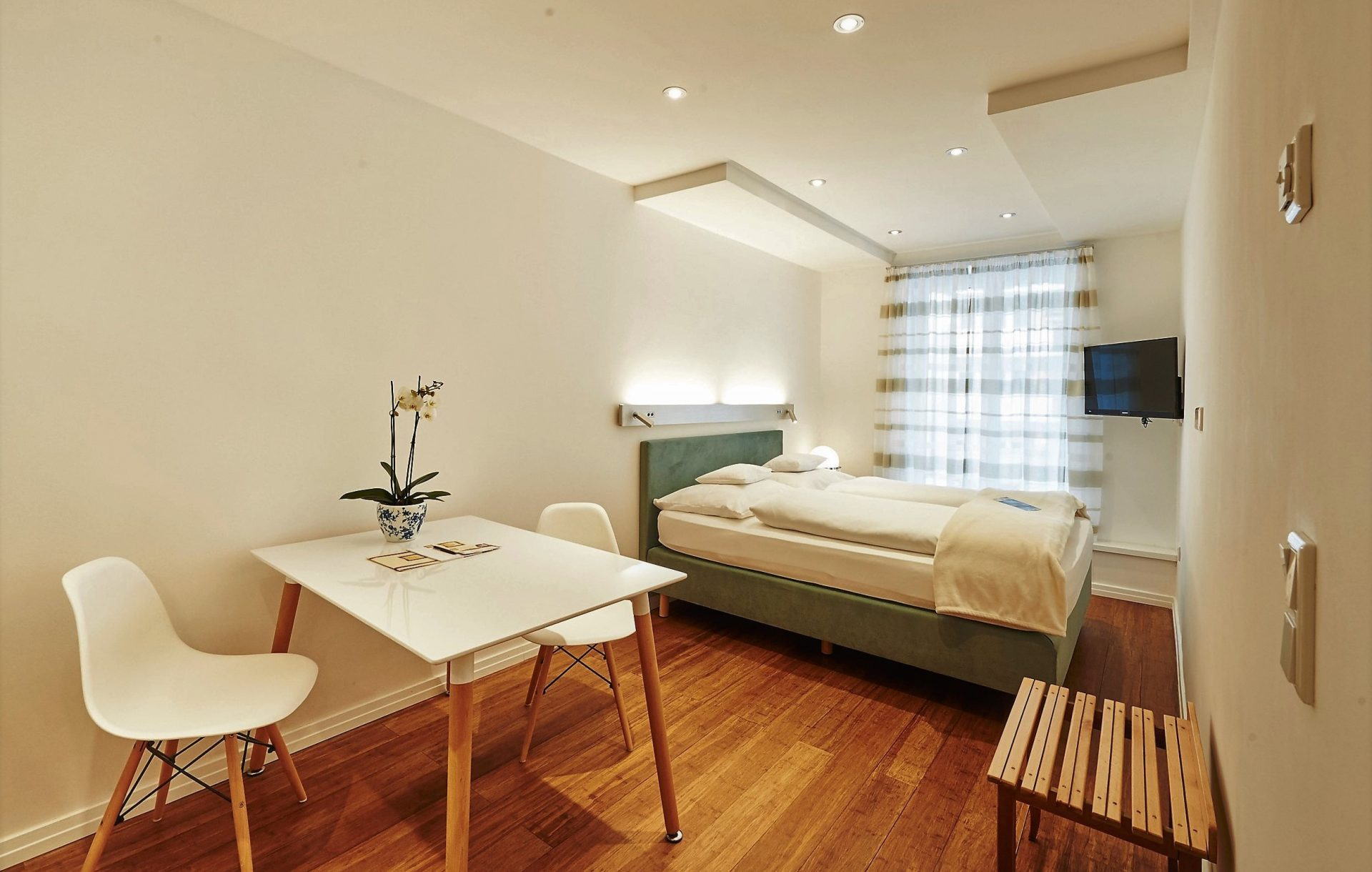Apartment Blau